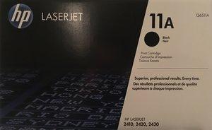 HP LaserJet toner 11A (svart) Q6511A